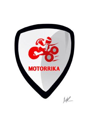 Мотогонки. Логотип, фирменный стиль. фото f_4dc18e4a1733c.jpg