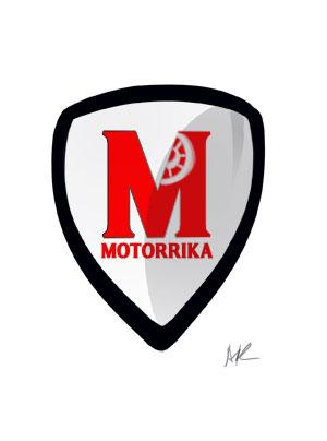 Мотогонки. Логотип, фирменный стиль. фото f_4dc19254041c4.jpg