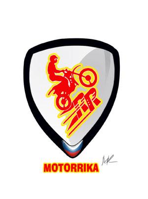 Мотогонки. Логотип, фирменный стиль. фото f_4dc30b65a0c0a.jpg