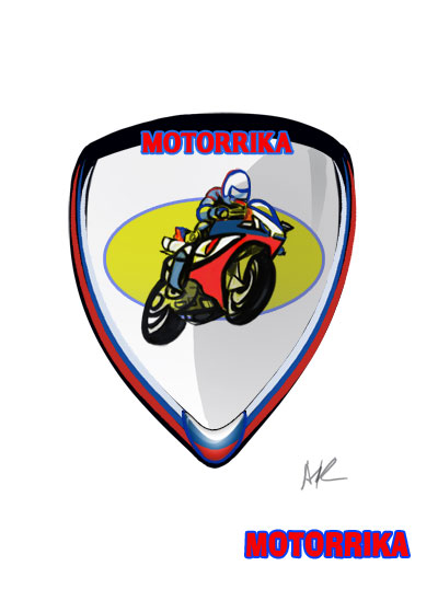 Мотогонки. Логотип, фирменный стиль. фото f_4dc5a5f6b1eb4.jpg