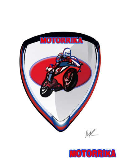 Мотогонки. Логотип, фирменный стиль. фото f_4dc5a6031a67f.jpg