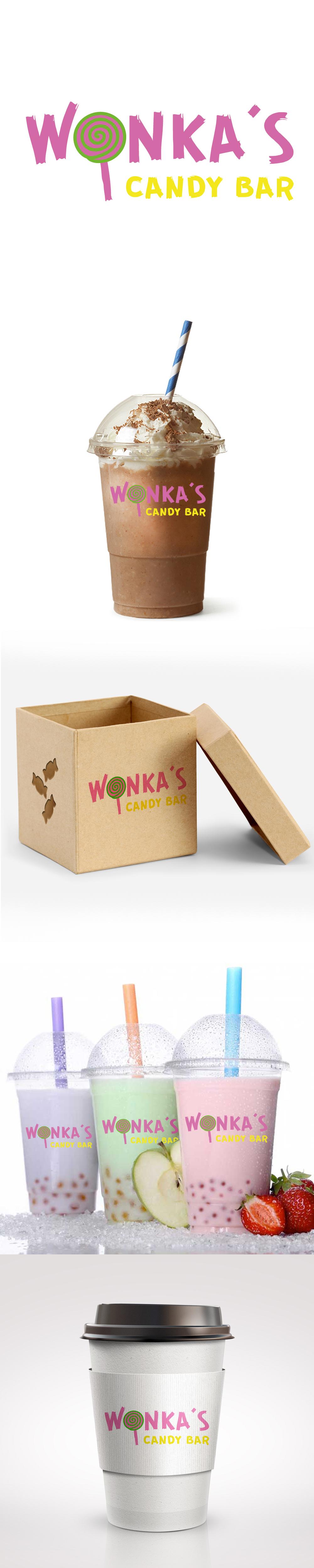 Разработка логотипа магазина сладостей со всего мира. фото f_9645a2abdb7ba1df.jpg