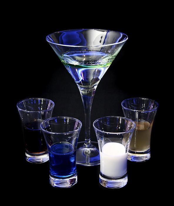 ресторанная сьёмка:коктейли.  Витал Шабуров VITAL ART.
