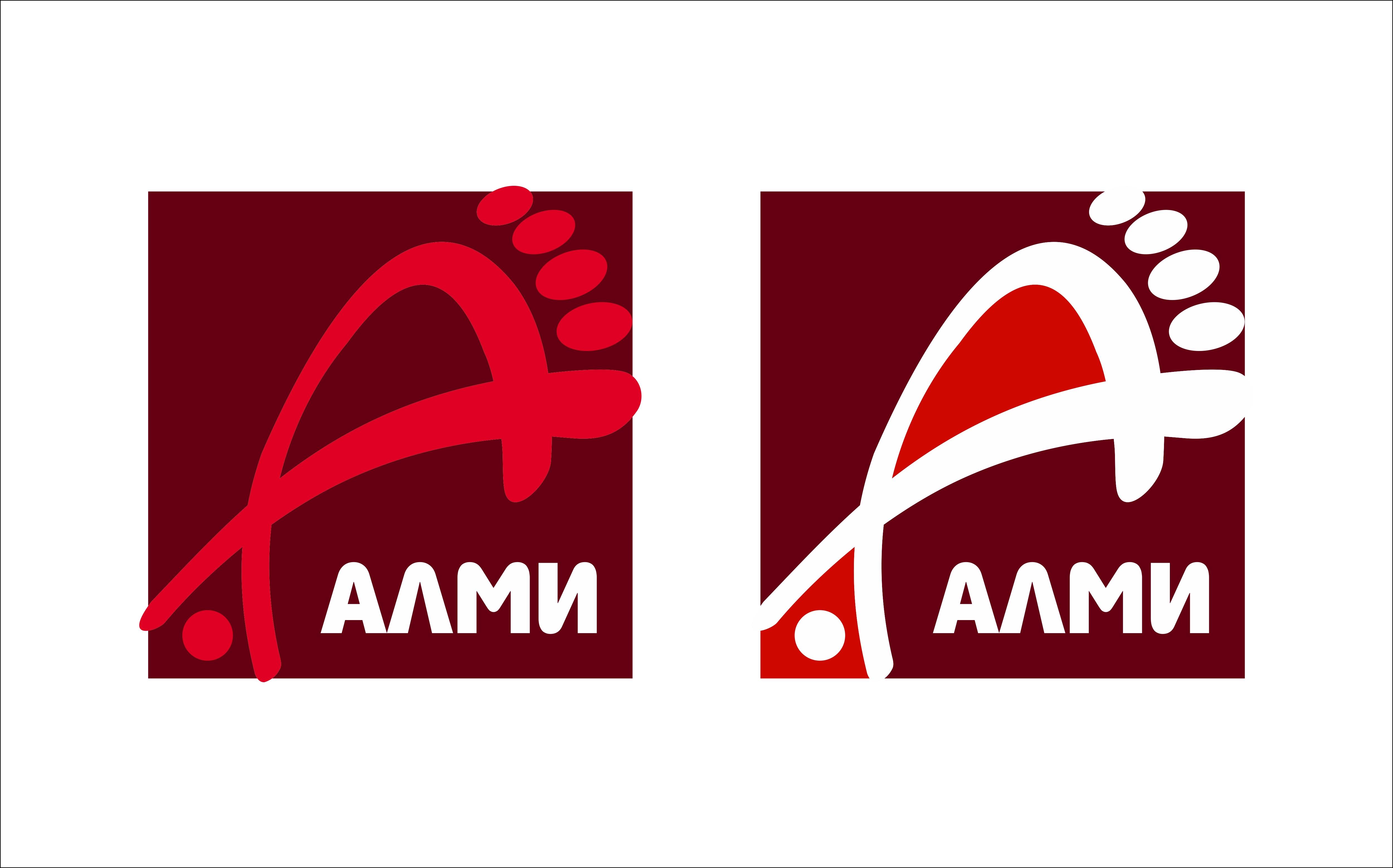 Дизайн логотипа обувной марки Алми фото f_63859e0f99ea0ade.jpg
