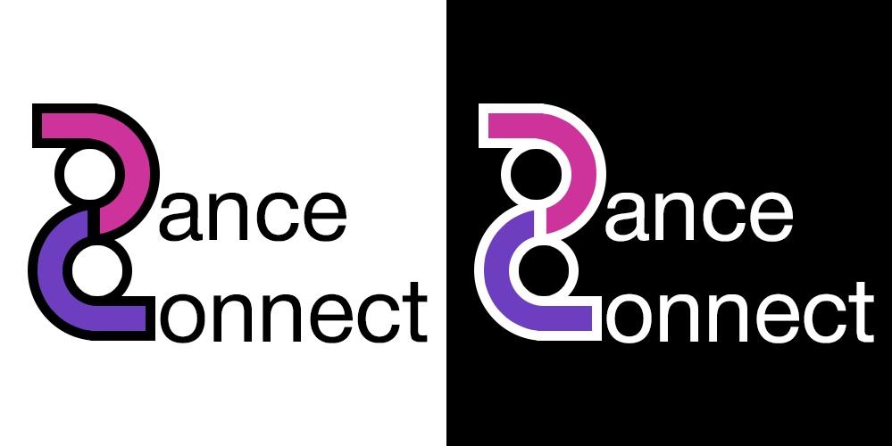 Разработка лого для спортивного портала www.danceconnect.ru фото f_8045b436d49d7fd7.jpg