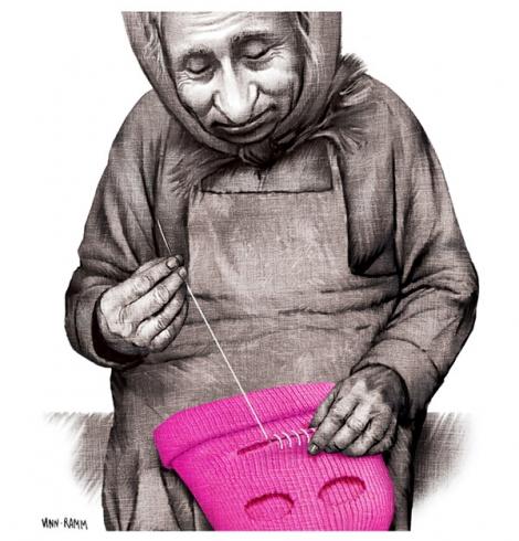 К 60-летию Путина от школ требуют сдать по 100 детских рисунков - Цензор.НЕТ 1359