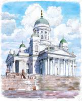 Хельсинки. Собор Святого Николая.