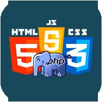 Разработка наPHP, MySQL, Java Script, HTML5, CSS3