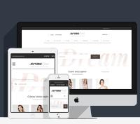 Верстка интернет-магазина EvaDream
