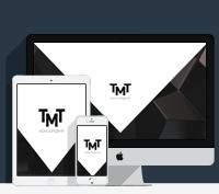 Верстка сайта ТМТ консорциум