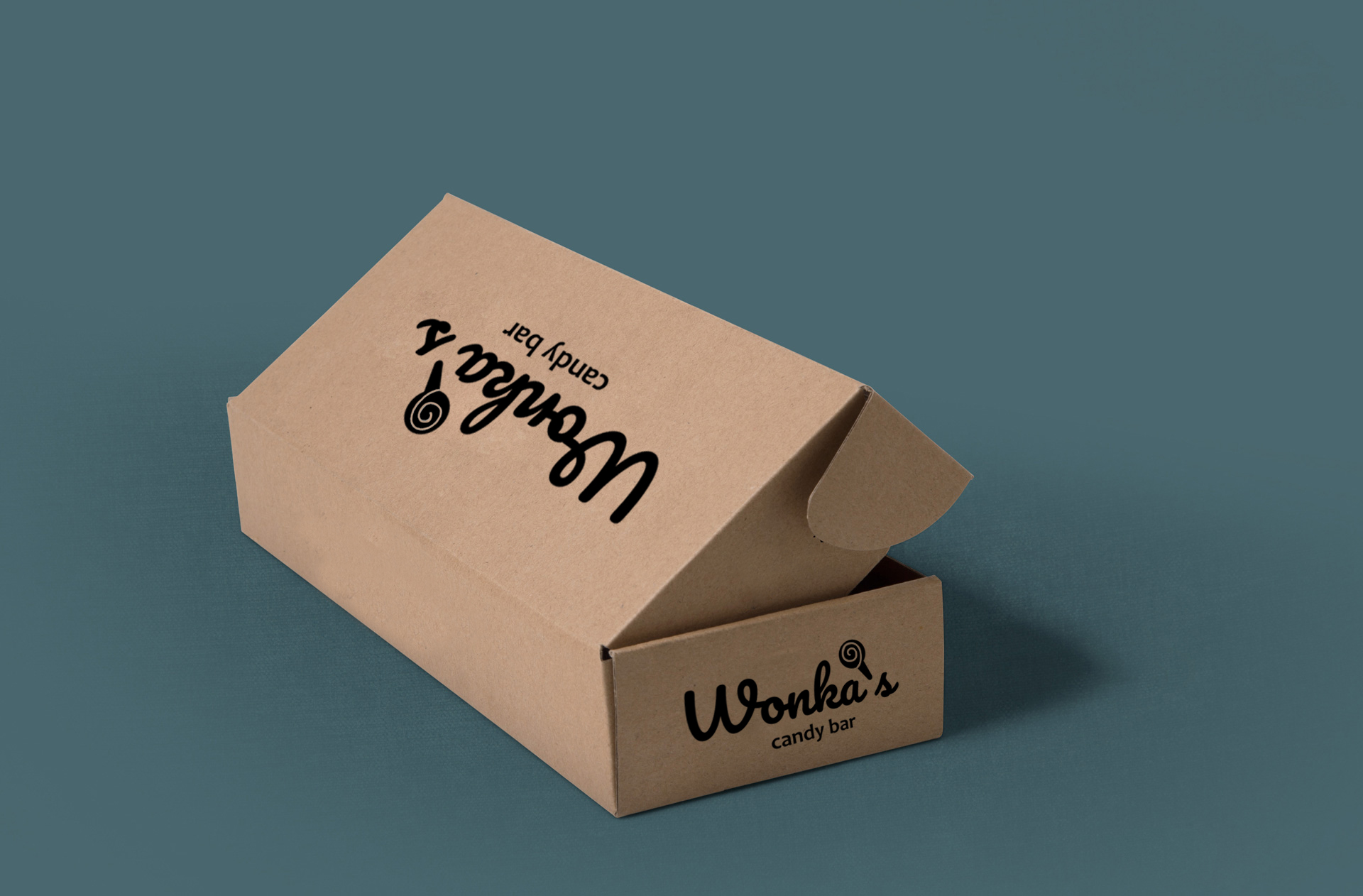 Разработка логотипа магазина сладостей со всего мира. фото f_5945a28cb065c873.jpg