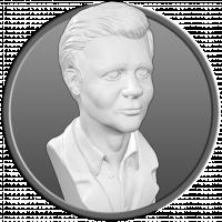 Бюст 3D_printing
