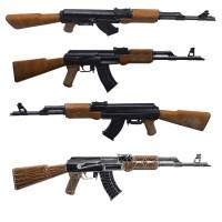 АК-74 (Игровая модель)
