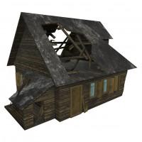 Сельский дом (Игровая модель)