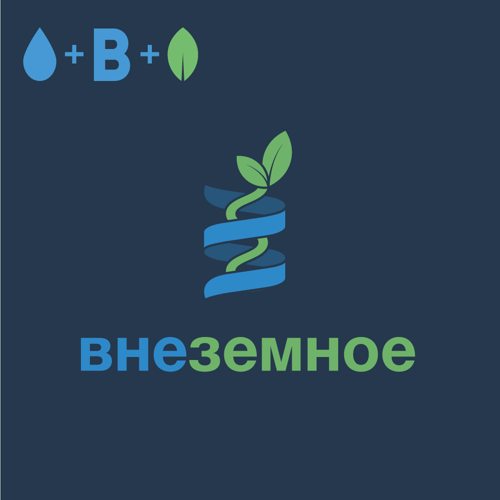 "Логотип и фирменный стиль ""Внеземное"" фото f_7495e7f9527508ec.png"