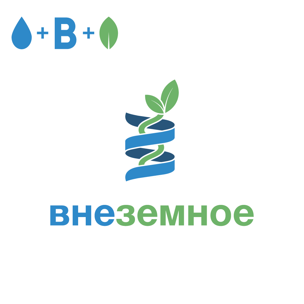 "Логотип и фирменный стиль ""Внеземное"" фото f_9535e7f95227ceb0.png"
