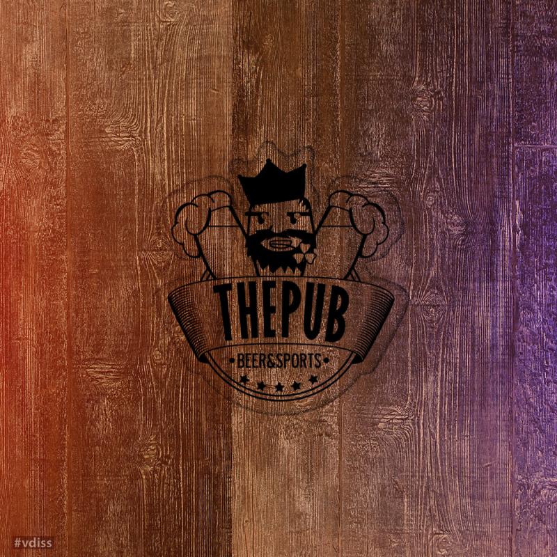 "Разработка логотипа торговой марки ""THEPUB"" фото f_21751f911b0563a2.jpg"