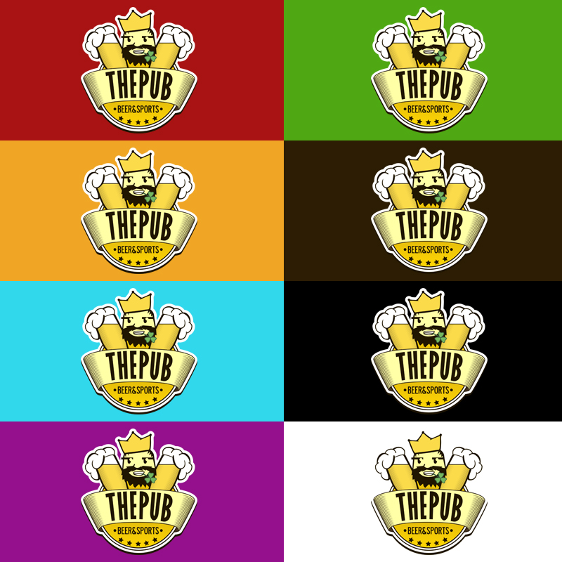 "Разработка логотипа торговой марки ""THEPUB"" фото f_68351f911a066302.jpg"