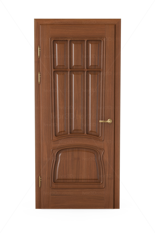 Визуализация дверей