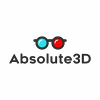 Логотип «Absolute 3D»