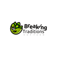 Логотип «Breaking Traditions»