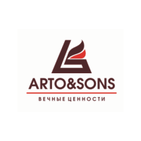Логотип компании «Arto&sons»