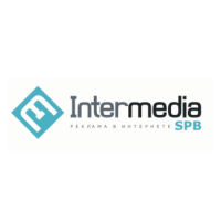 Логотип компании «InterMediaSPB»