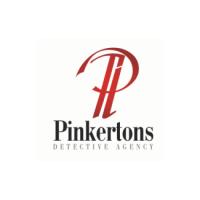 Логотип агентства «Pinkertons»