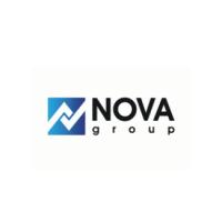 Логотип  «Нова Груп»