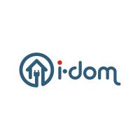 Логотип «I-dom»