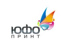 Логотип компании «ЮФО принт»