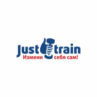 Логотип «Just Train»