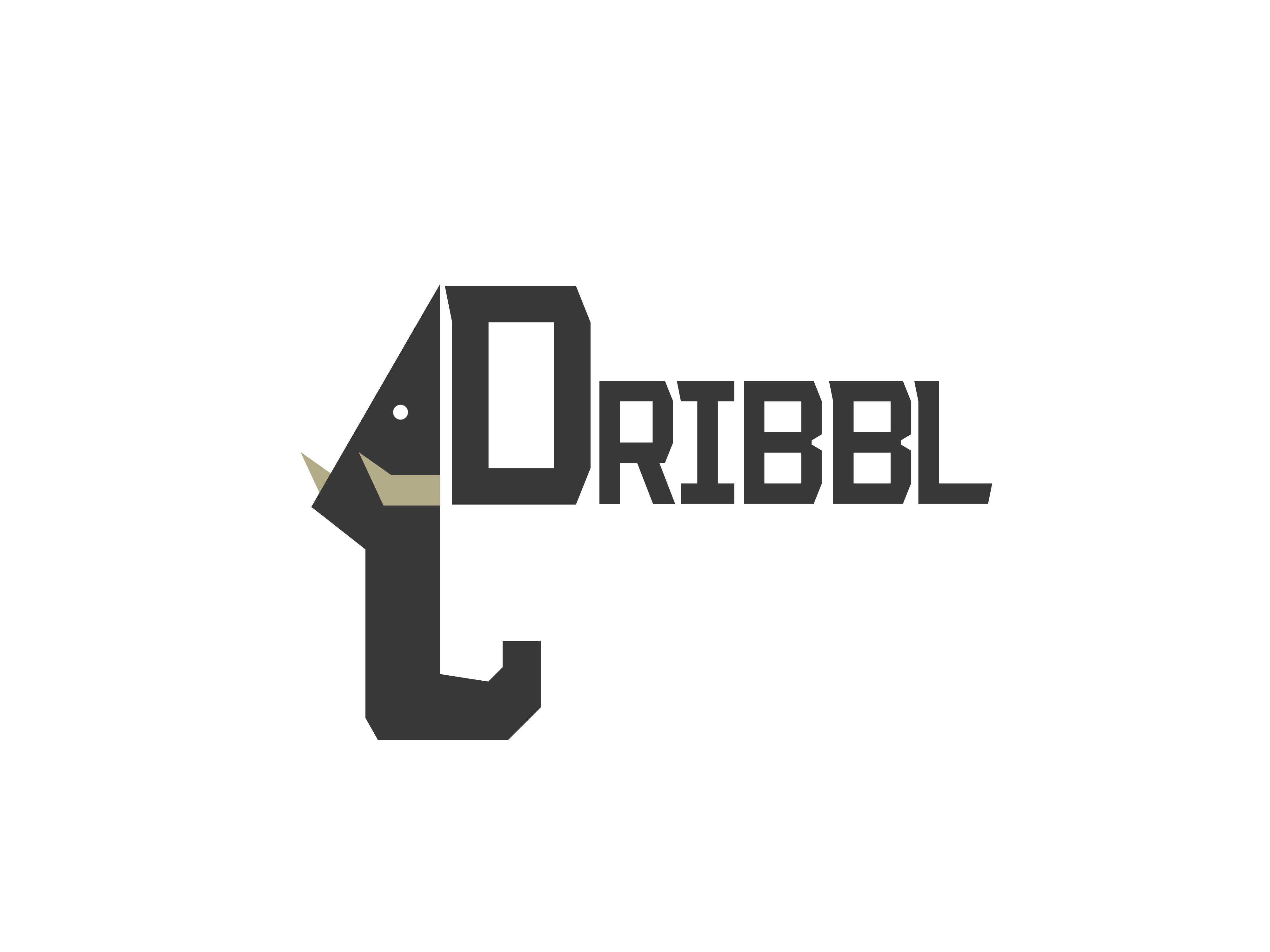 Разработка логотипа для сайта Dribbl.ru фото f_0715a9e4ce283c7c.png
