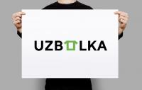 ЛОГОТИП для компании по оптовой продаже футболок UZBOLKA