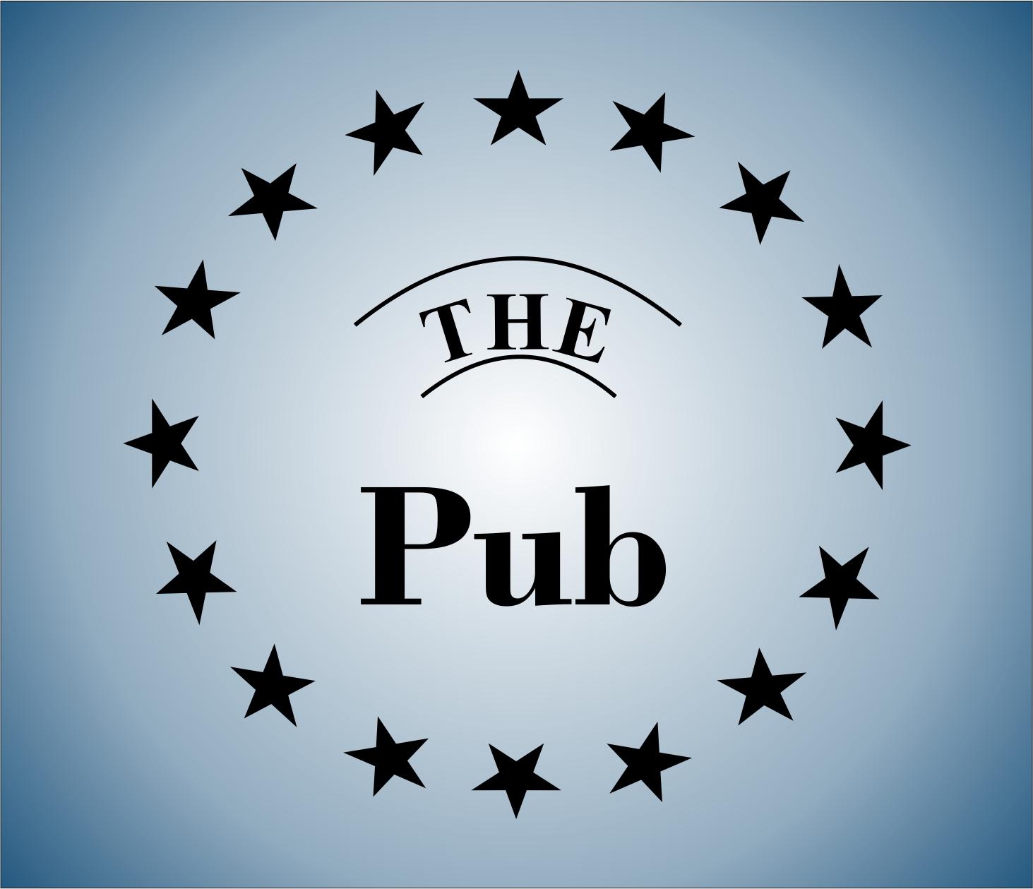 """Разработка логотипа торговой марки """"THEPUB"""" фото f_16551ee476ee4e36.jpg"""