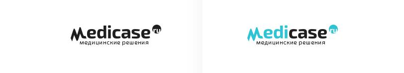 Логотип интернет-магазина медицинского оборудования - Medicase