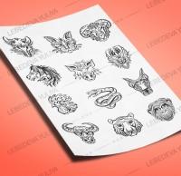 Символы китайского гороскопа