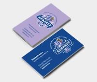 Аквакер (визитки)