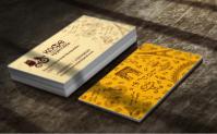 Кофе и Круассаны (визитки)