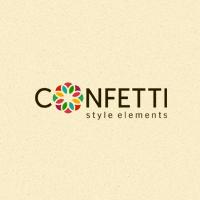 CONFETTI / бижутерия