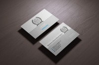 2 визитки