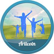 Видеопрезентация псевдо 3D, ARTI coins