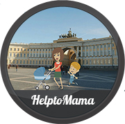 Видеопрезентация, персонажная анимация (Go Animate), HelptoMama