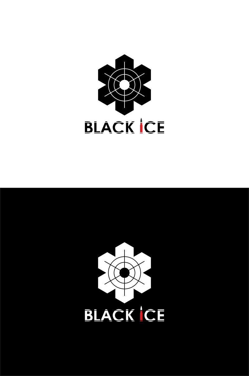 """Логотип + Фирменный стиль для компании """"BLACK ICE"""" фото f_014571947b8565b4.jpg"""