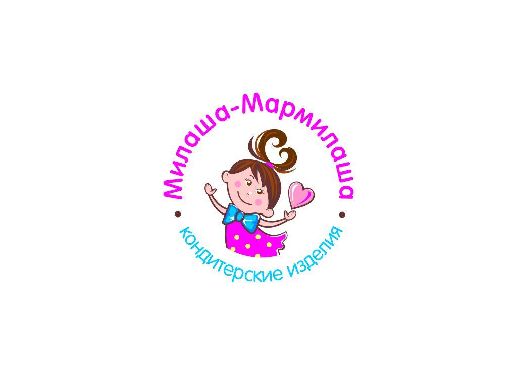 """Логотип для товарного знака """"Милаша-Мармилаша"""" фото f_59558753eb46d55c.jpg"""