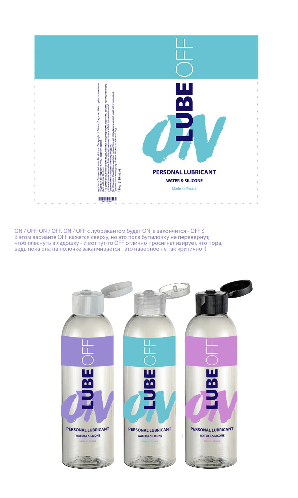 Разработка этикетки интимного геля смазки + брендбук. фото f_70458642ea84fddb.jpg
