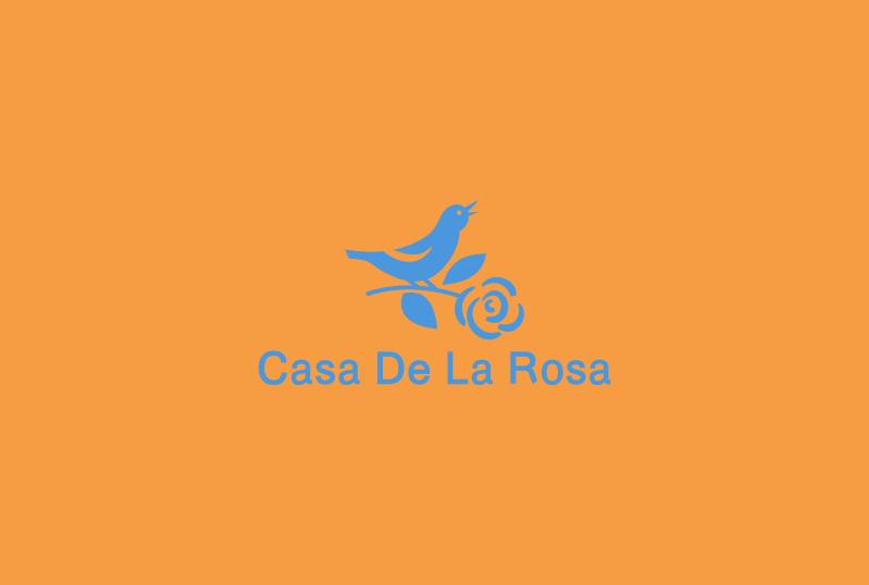Логотип + Фирменный знак для элитного поселка Casa De La Rosa фото f_8125cd335d869bd1.png