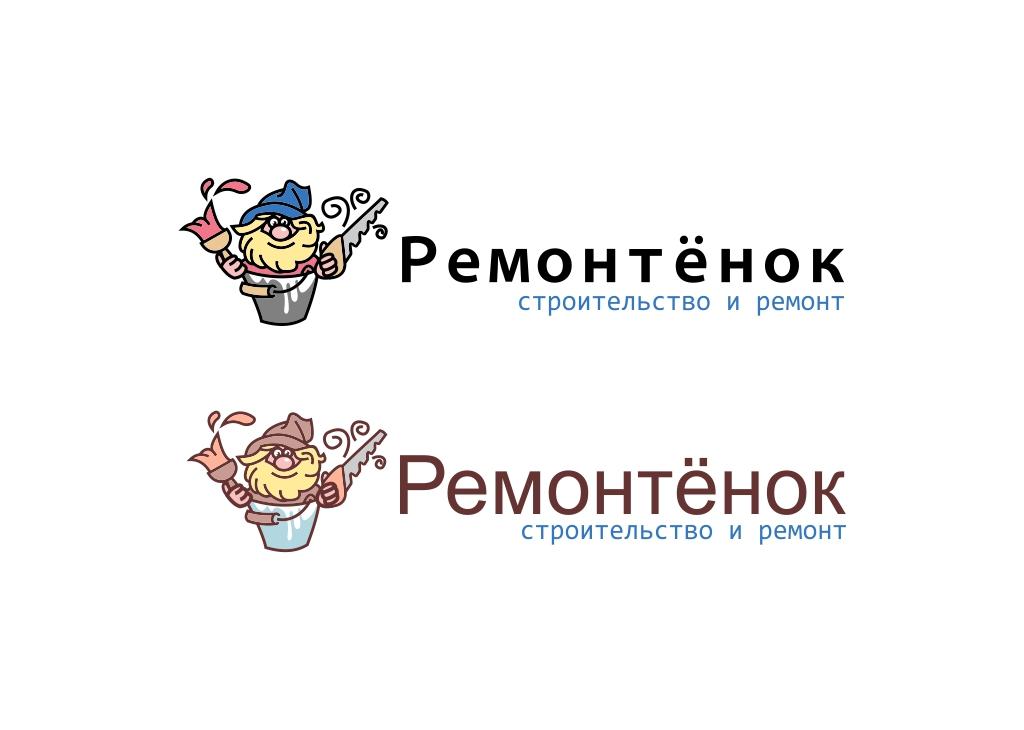 Ремонтёнок: логотип + брэндбук + фирменный стиль фото f_92559555f447f927.jpg