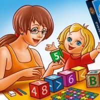 Мамина школа. Программа для развития детей