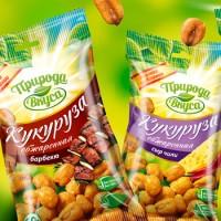 Природа вкуса - Испанская обжаренная кукуруза